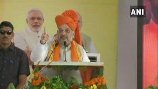 In Nagpur, Amit Shah Attacks Congress; Claims Only BJP Government Can Double Farmers Income