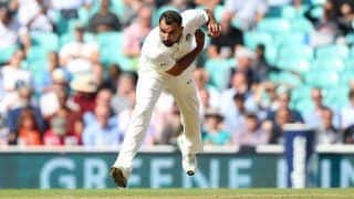 India vs England 5th Test: I Have Learnt a Lot From This Tour, Says Mohammed Shami