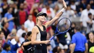 Maria Sharapova Lights up US Open 2018 Again With Win Over Jelena Ostapenko