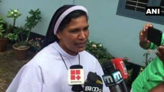 Speedy Action Was Taken Against me Unlike in Case of Rape Accused Franco Mulakkal, Says Nun Who Took Part in Kerala Nun Abuse Protest