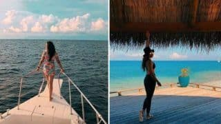 Sonakshi Sinha Turns Sexy Diva as She Holidays in Maldives - See Latest Hot Pictures