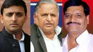 पिता-चाचा से निभा नहीं पाए, विपक्षी दलों से कैसे निभाएंगे अखिलेश, BJP का सपा पर हमला