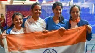 Asian Games 2018: Indian Women's Squash Team Lose Final to Hong Kong, Settle For Second Straight Silver