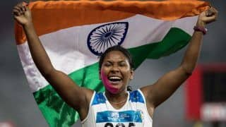 Asian Athletics Championships: Heptathlete Swapna Barman, 4x400m Mixed Relay Team Win Silver