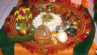 Hartalika Teej 2019: हरतालिका तीज पूजा थाली में क्या-क्या चाहिए, देखें पूरी List, शुरू करें तैयारी...