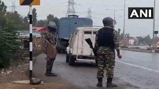 जम्मू-कश्मीर: आर्मी ने बारामुला जिले में मुठभेड़ में दो आतंकी किए ढेर