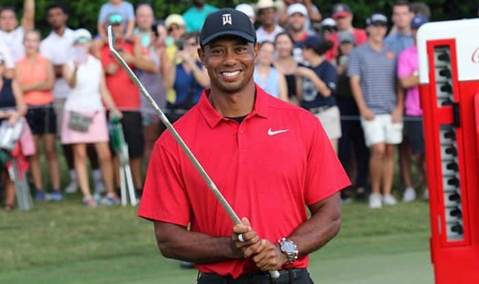 Tiger Woods Tour Wins By Year