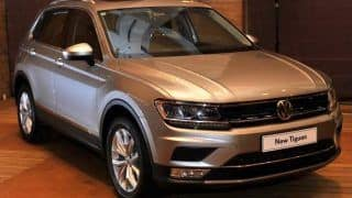 Volkswagen Tiguan launched; Price in India starts at INR 27.68 lakh