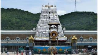 Tirupati Temple Holds Purification Rituals After Lunar Eclipse