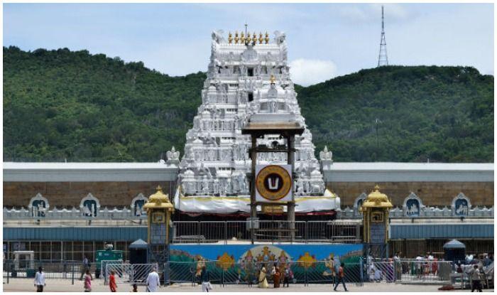 Andhra Pradesh: Three Golden Crowns Adorning Deities Stolen From Tirupati Temple, Probe Ordered
