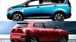 Mahindra U321 MPV (Innova Crysta Rival) India launch in Q1 2018; S201 (SsangYong Tivoli) compact SUV launch by end 2018