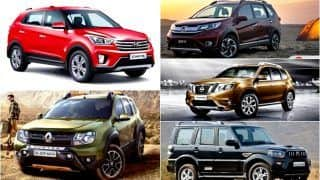 GST: SUVs and Luxury Cars Likely to Get Expensive as GST Council Aims to Hike Cess by 10 Percent