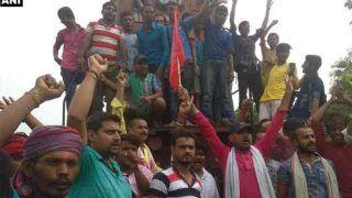 SC/ST एक्ट के विरोध में भारत बंद LIVE: आरा-मुंगेर-दरभंगा में रोकी गई ट्रेन, मध्यप्रदेश में धारा 144 लागू