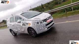 Mahindra U321 MPV (Toyota Innova Crysta rival) to Debut at Auto Expo 2018; Price in India, Launch Date, Engine Specifications, Interior & Images