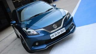 Maruti Suzuki Baleno RS - First Drive Report