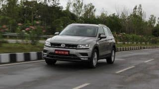 Volkswagen Tiguan: First Drive Review