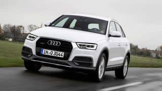 New Audi Q3 launched in India at INR 34.20 lakh