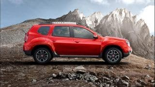 Renault Duster CVT launched in India; gets a new 1.5-litre petrol engine
