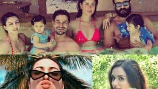 World Tourism Day 2018: Manushi Chillar, Taimur Ali Khan And Other Celebs Give us Major Vacation Goals