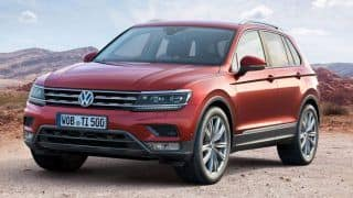 New Volkswagen Tiguan 2017 to be offered in two variant; Price in India likely to start from INR 25 lakh