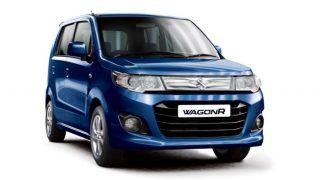 Maruti Suzuki WagonR gets a VXi+ variant; priced at INR 4.69 lakh