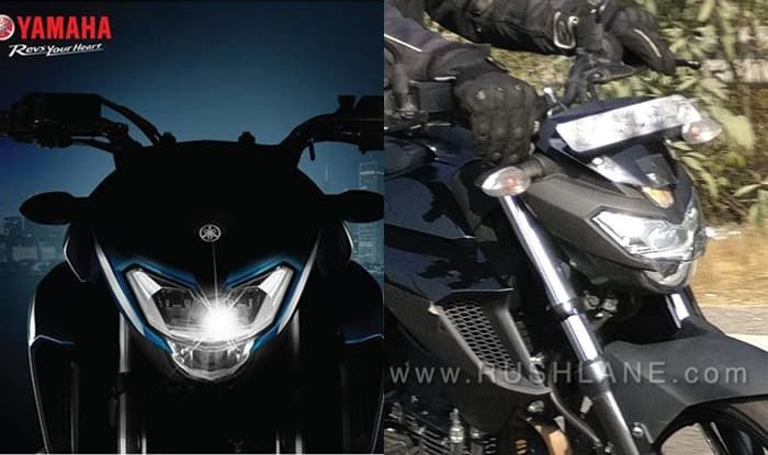 New Yamaha FZ 200/250 teaser releases before 24 January