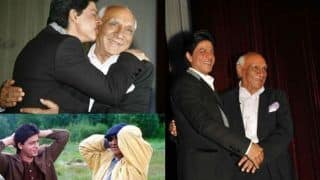 Remembering Yash Chopra on His 86th Birth Anniversary: A Look at His 10 Best Moments With Shah Rukh Khan