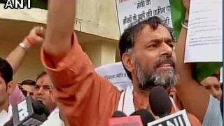ट्रैक्टर रैली हिंसा: योगेंद्र यादव के खिलाफ FIR, दिल्ली पुलिस ने कहा- हिंसा के लिए मेधा पाटेकर, बूटा सिंह भी जिम्मेदार