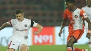 Indian Super League 5: NorthEast United FC, FC Goa Share Spoils in Exciting Draw