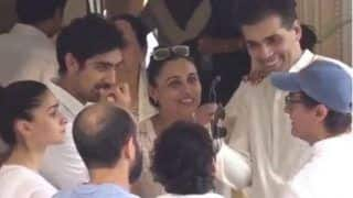 Aamir Khan And Rani Mukerji Spotted Laughing at Krishna Raj Kapoor's Funeral, Twitterati Fumes