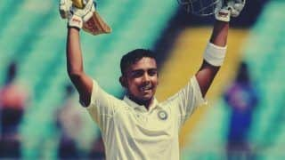 How Debutant Prithvi Shaw's Record-Breaking Maiden Century Against West Indies Put Swiggy, FreeCharge in Trouble