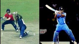 India B vs India C, Deodhar Trophy 2018 Final: Suryakumar Yadav Does a Mahendra Singh Dhoni, Plays a Helicopter Shot -- WATCH