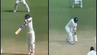 India vs West Indies 2nd Test Day 3: How Jason Holder Picked Ajinkya Rahane, Ravindra Jadeja in One Over -- WATCH