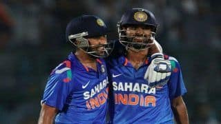 SunRisers Hyderabad's Shikhar Dhawan Set to Join Rohit Sharma's Mumbai Indians in Indian Premier League 2019: Report
