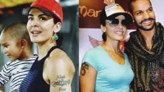 Shikhar Dhawan's Wife Ayesha Mukherjee Reveals Why She Wears a Cap