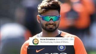 Rishabh Pant Gets Maiden ODI Call in Virat Kohli-Led India For Windies Series as BCCI Announce Squad, Twitter is Happy