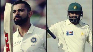 India vs West Indies Tests 2018: Captain Virat Kohli Could Equal Pakistan Legend Inzamam-ul Haq's Record in Hyderabad