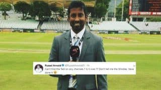 India vs West Indies 1st Test Day 3 at Rajkot: Russel Arnold Gets TROLLED For Mocking Windies After Virender Sehwag, VVS Laxman Laud Virat Kohli and co