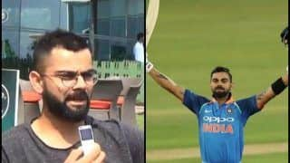 India vs West Indies 2nd ODI: 'Honour to Play For Country', Virat Kohli Talks of 10,000 ODI Runs And Why it is Always Team Before Milestones -- WATCH