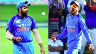 West Indies Tour of India: Rohit Sharma Should Replace ICC World No 1 Batsman Virat Kohli as ODI Captain