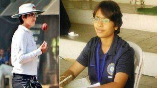 Navi Mumbai Born Vrinda Rathi Becomes India's First Woman Umpire