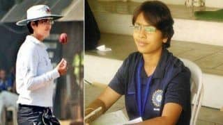 Navi Mumbai Born Vrinda Rathi Becomes India's First Woman Umpire