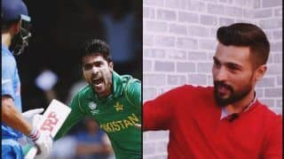 Mohammed Amir REVEALS How he Dismissed India Captain Virat Kohli in 2017 Champions Trophy Finals -- WATCH