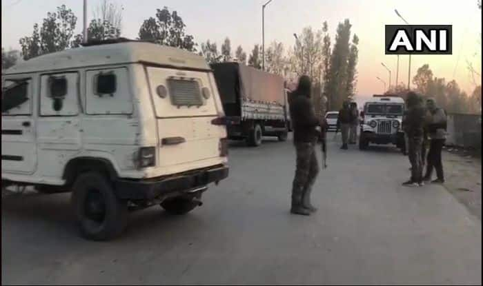 Jammu And Kashmir: Encounter Breaks Out Between Terrorists, Security Forces in Shopian's Sangran Village