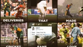Shoaib Akhtar Gets Trolled For Calling Himself 'Don', Fans Remind Him of 'Baap' Sachin Tendulkar And Virender Sehwag