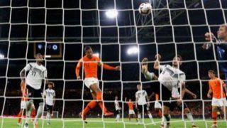 UEFA Nations League 2018-19 Highlights: Netherlands Thrash Germany 3-0, Virgil Van Dijk And Georginio Wijnaldum Seal the Golden Night