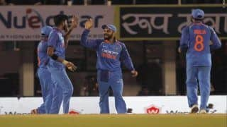 India vs West Indies 4th ODI Highlights: India Win by 224 Runs