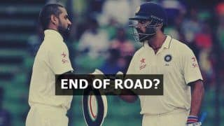 India vs West Indies 1st Test: With Mayank Agarwal, Prithvi Shaw Picked, is it Over For Shikhar Dhawan, Murali Vijay?