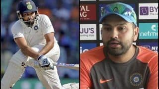 India vs West Indies: Why Rohit Sharma Does Not Find Place in Test Squad