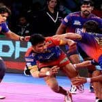 Pro Kabaddi League 2018: UP Yoddhaa Beat Dabang Delhi 38-36